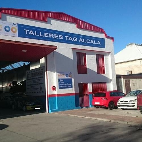 Taller mecánico de coches en Alcalá de Henares
