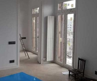 Proyecto: Reforma de un piso antiguo de la Gran Vía
