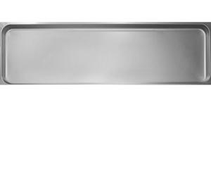Cubeta base 6 bandejas para vitrinas sobre mostrador