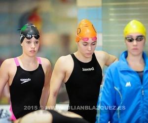 Competición de natación Club Natación Jiménez