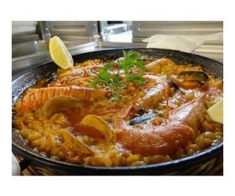 Pescados: Cocina mediterránea de Arrosseria