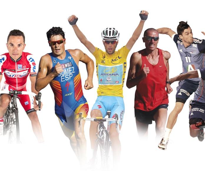 Fisioterapia Deportiva, Alto Rendimiento y Competición