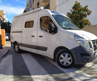 Ford Transit de 3 plazas: Productos y servicios de CamperValencia