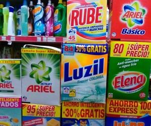 Venta de detergentes en Tomelloso