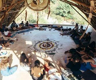 Yoga: Servicios de Ceremonias Terapeuticas de Ayahuasca y Bufo Alvarius