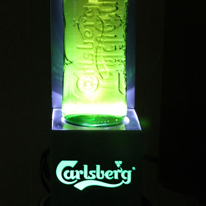 Expositor de cerveza Carlsberg:  de Ruzafa Vintage