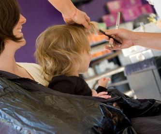 Tintes y mechas: Peluquería y estética de Peluquería y barbería N&A