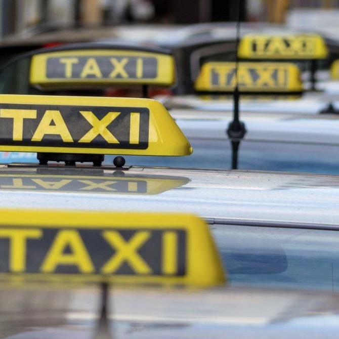 Qué hacer si perdemos algo dentro del taxi