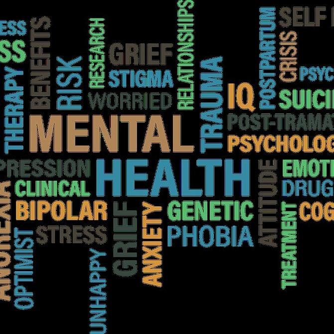 Las enfermedades mentales más habituales en la actualidad