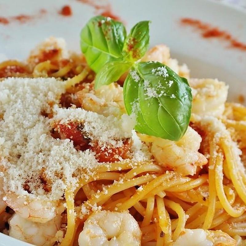 Pasta italiana: Carta de Barocchetto, il Ristorante Pizzería