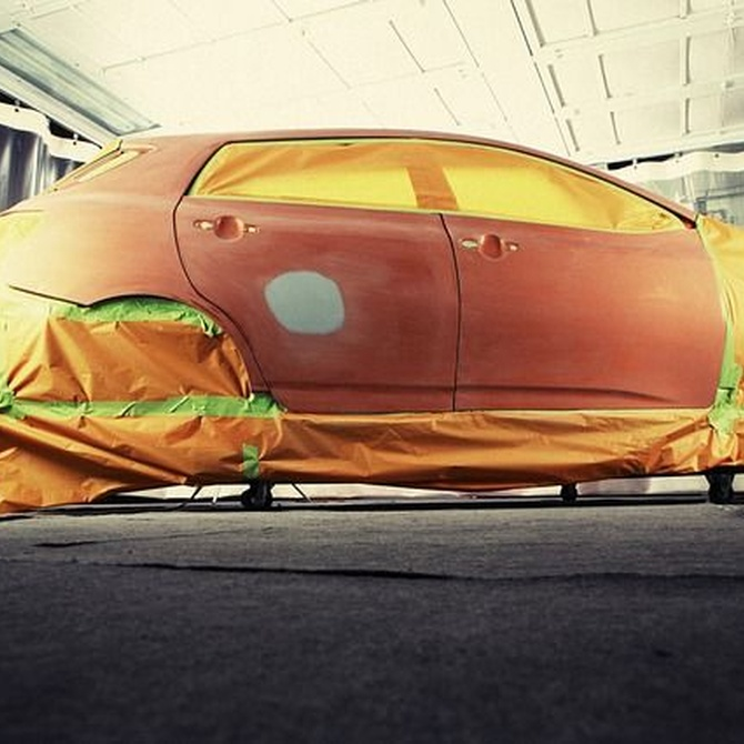 Tendencias actuales para pintar tu coche