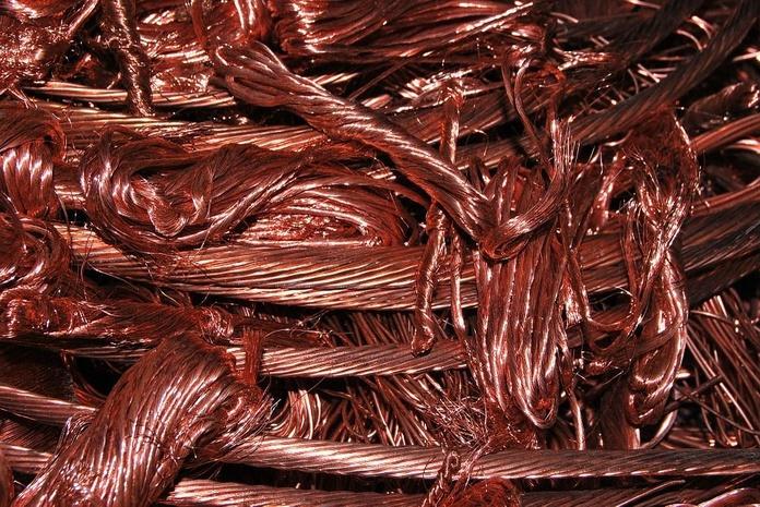 Chatarra de cables y mangueras: Productos y servicios de Lázaro Fernández y Castro