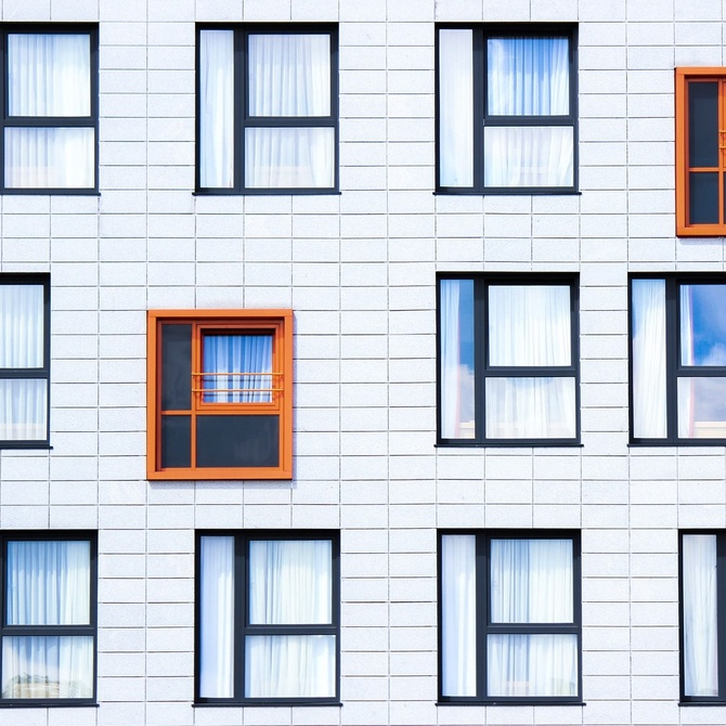 Principales diferencias entre ventanas de aluminio o de PVC