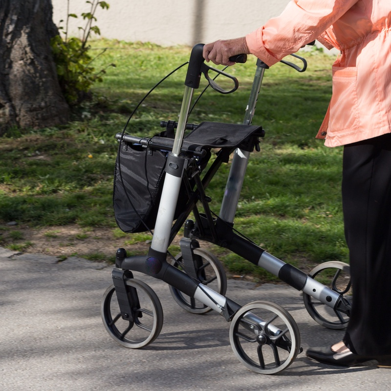 Rollator: Productos de Ortopedia Parla