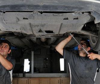 Electricidad y electrónica del vehículo: Taller de Lopecar Automoción