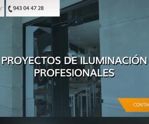 Distribuidores de iluminación led en Guipúzcoa: Ixotu Goi