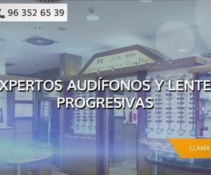 Gafas progresivas baratas Valencia