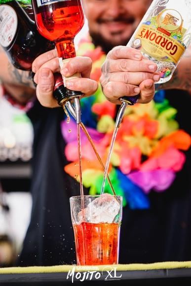 Alcoholic cocktails: Our drinks de XL La Casa Del Mojito