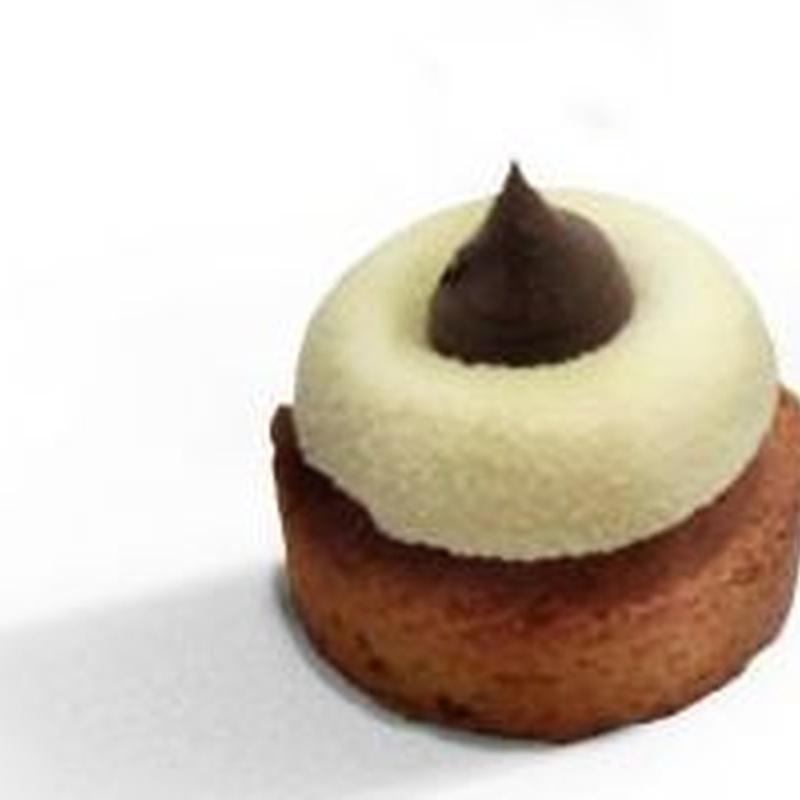 Bretón de vainilla y cacao: Productos de MartaPino Postres