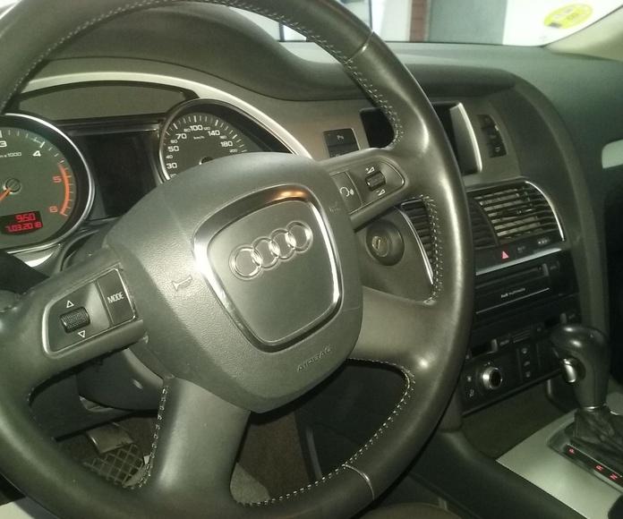 Audi q7 3.0 tdi 240cv quattro ambient tiptronic: Catálogo de Automòbils Rambla