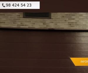 Reparación de puertas de garaje en Oviedo | Automatismos El Berrón