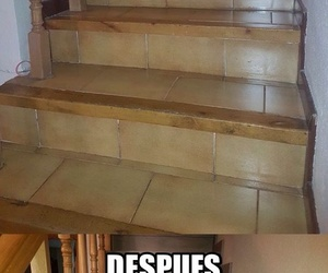 escaleras forradas de tarima AC4