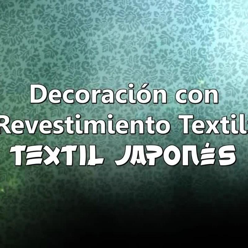 Textil Japones.: Productos  de El Pinturas, S. L.