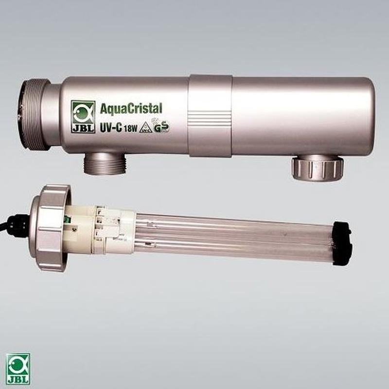 JBL AquaCristal UV-C 18W.