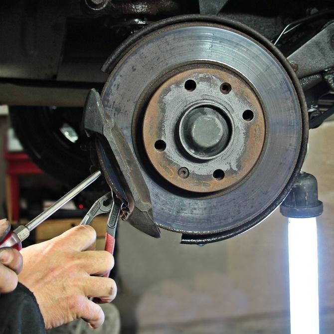 Elementos principales en el mantenimiento de tu coche