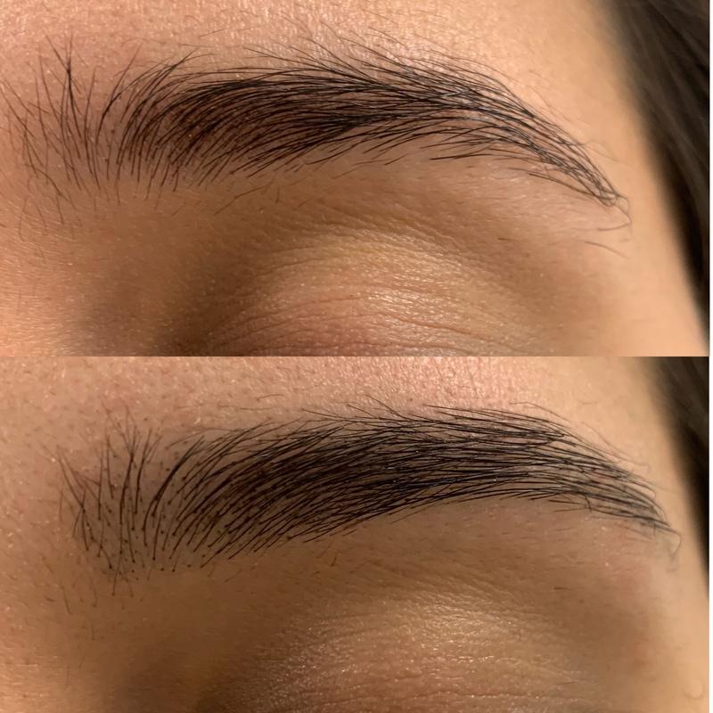Diseño y depilación de cejas: Servicios de En Privé