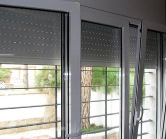 Ventanales de aluminio en Barcelona
