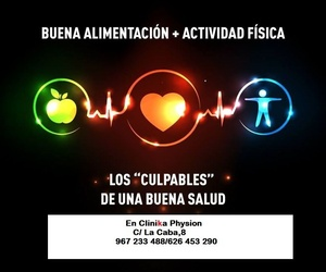 Galería de Servicios de salud y bienestar en Albacete   Clinika Physion