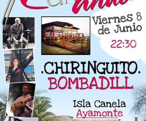 Música en directo Isla Canela