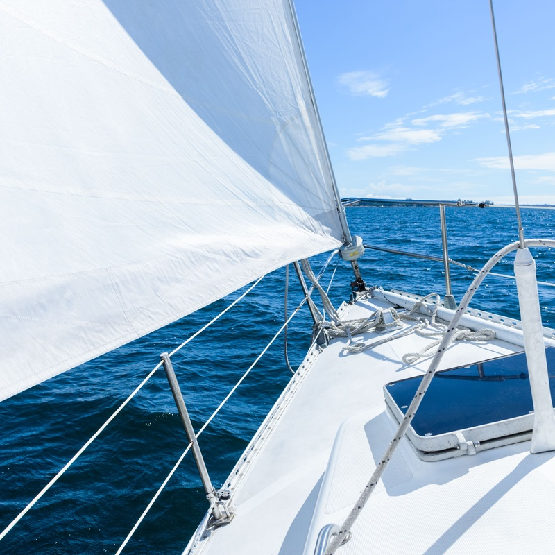Interior and exterior cleaning of boats: Services de AQ Marine