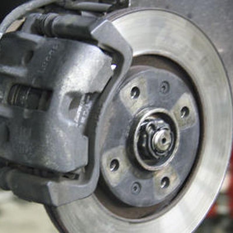 Frenos: Servicios de Talleres Mecánicos F. J