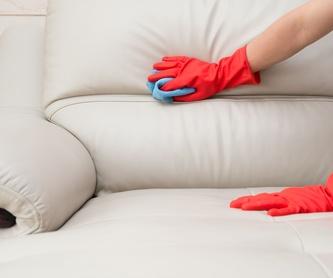Cuidado de mayores: Servicios de Limpiezas Saraabraham