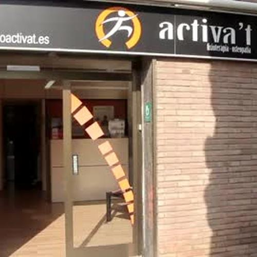 Centro de fisioterapia en Cerdanyola del Valles | Activa't