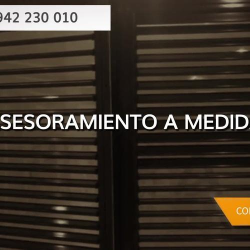 Ventanas de aluminio en Santander