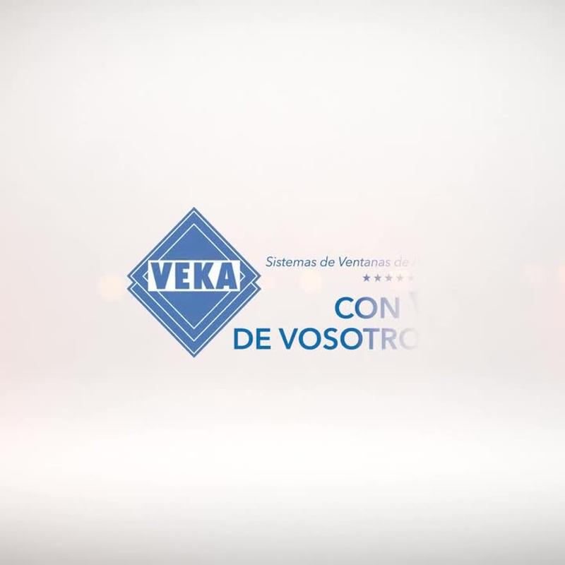 Sistema de PVC Veka Softline 70