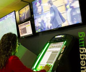 Máquinas de apuestas deportivas