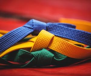 Venta de productos deportivos de artes marciales