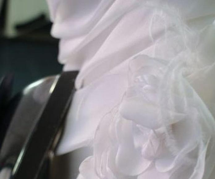 Limpieza de camisas: Servicios  de Tintorería Anubis