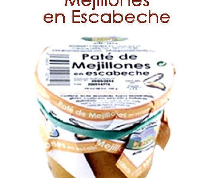 PATÉ DE MEJILLONES EN ESCABECHE: Productos y servicios de Pausa Proyectos y Distribución S.L.