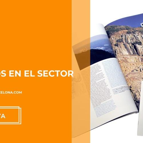 Artes gráficas en el Eixample de Barcelona | Rovira Digital