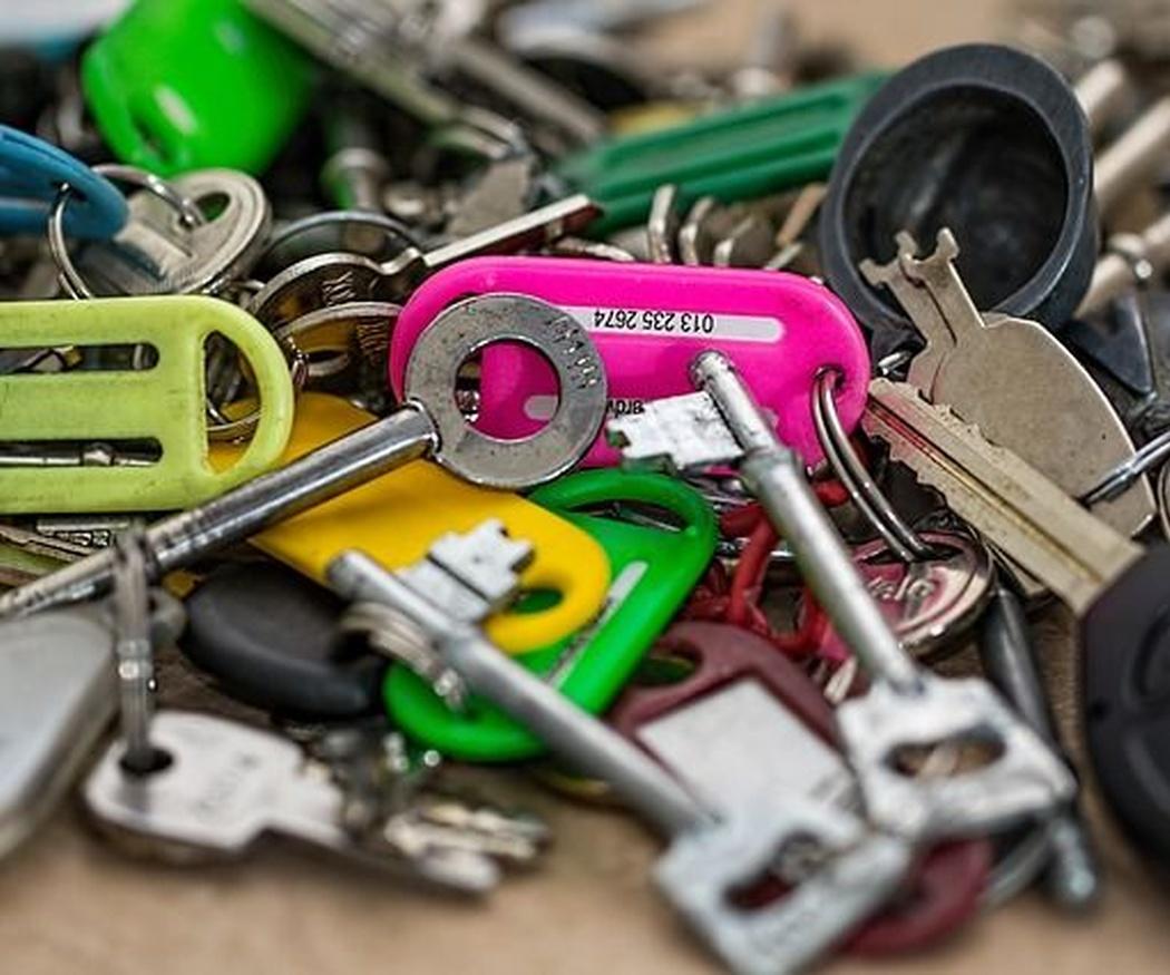 Algunos trucos útiles sobre llaves y llaveros