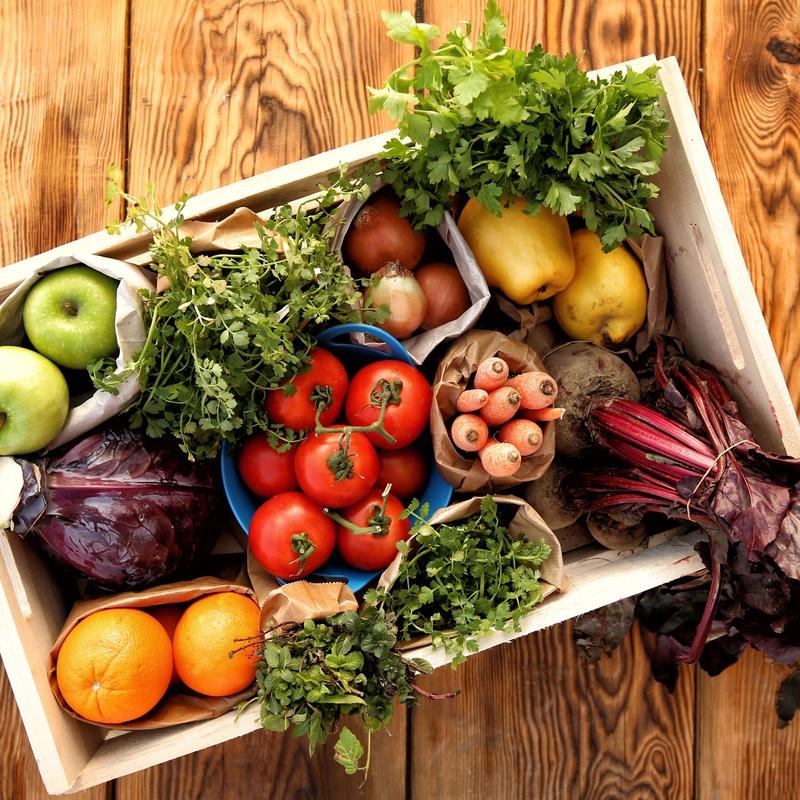 Frutas y verduras ecológicas: Productos de Frutería Musical