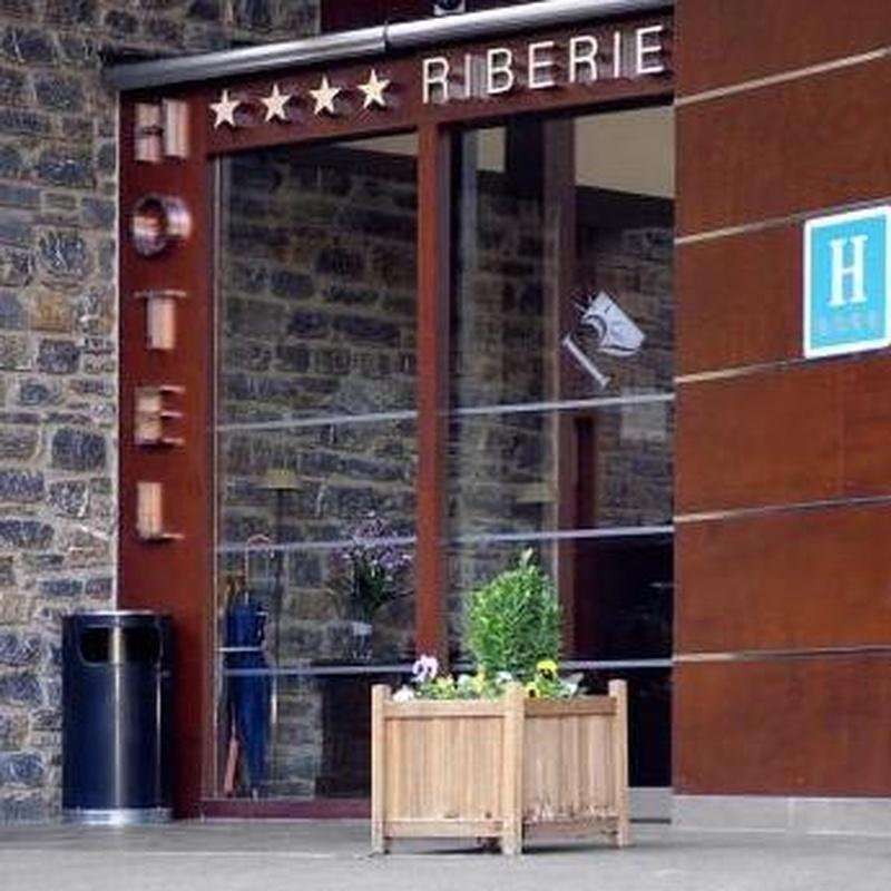 Nuestro Hotel: Catálogo de Hotel Riberies