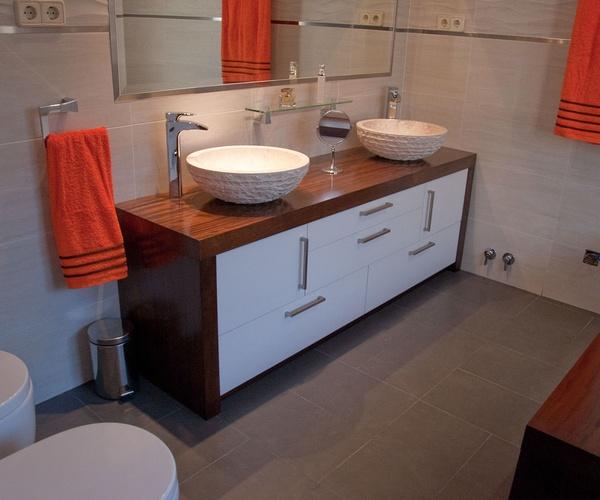 Muebles para baño a medida
