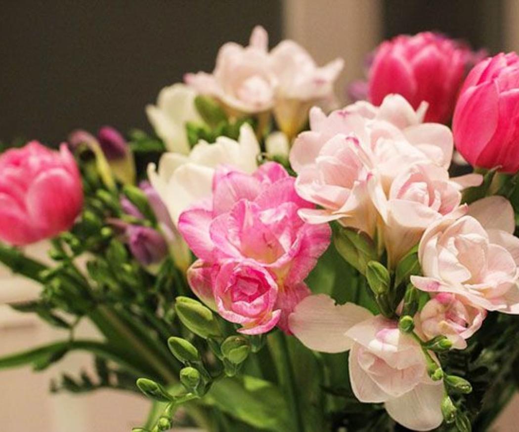 Los distintos tipos de fragancias florales