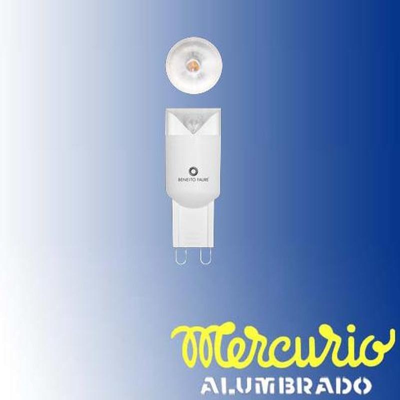 G9 LED Asturias